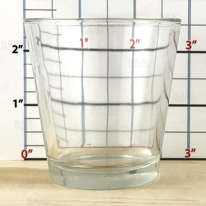 BarConic 3.5oz Flared Shooter Glass