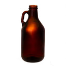 Amber Glass Growler - 32 oz
