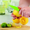 Tovolo Citrus Kinife 3.5 inch knife Fruit Knife Zester Channel Knife Garnish Knife
