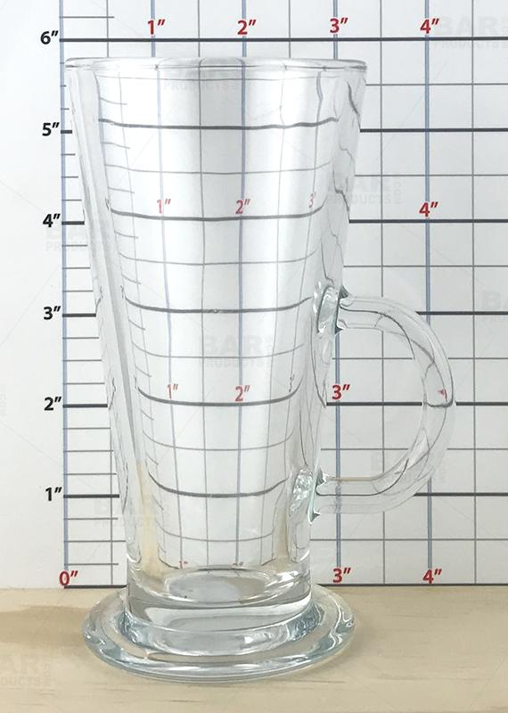BarConic® Glassware - Cafe Glass - 9oz