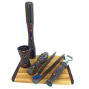 Bamboo Bar Set