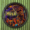 Wood Barrel Top Sign/Clock - Vintage Hula Bar