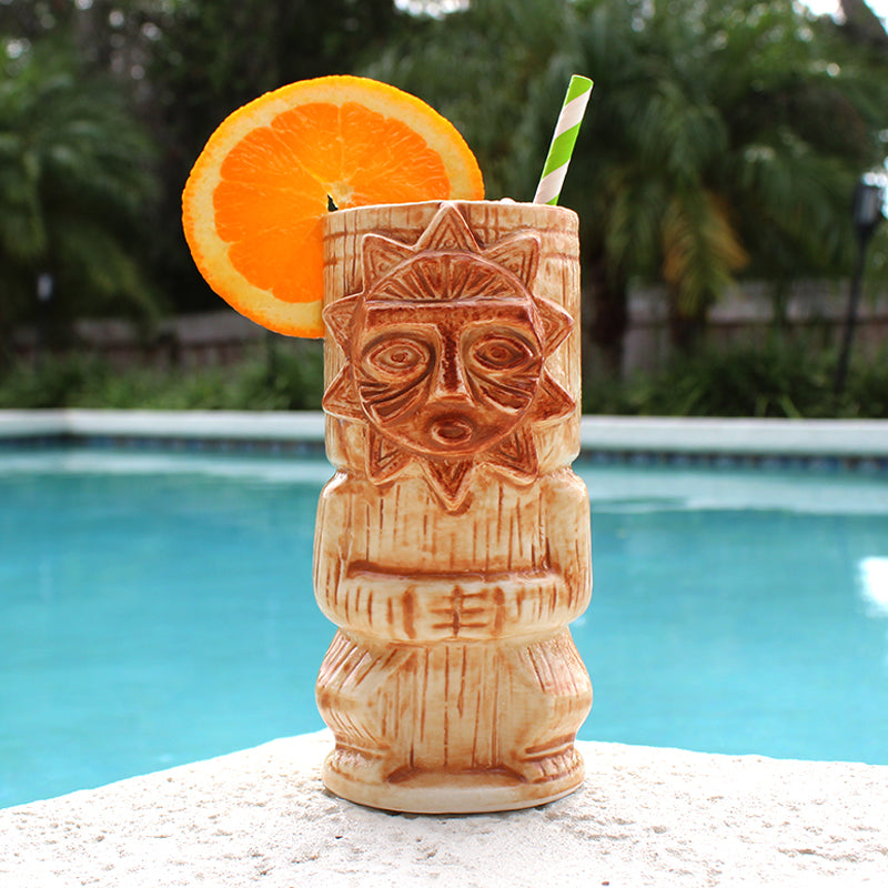 BarConic® Tiki  - Sun God - 16 ounce