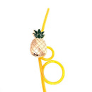 Pineapple Straws - Pack of 3