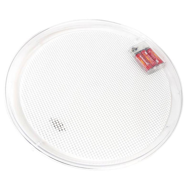 LED serving tray