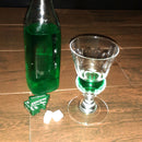 BarConic® Traditional Pontarlier Absinthe Glass w/cuts