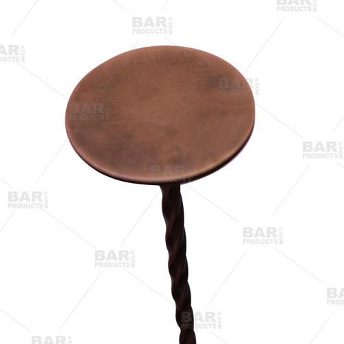 BarConic® Copper Bar Spoon with Disk