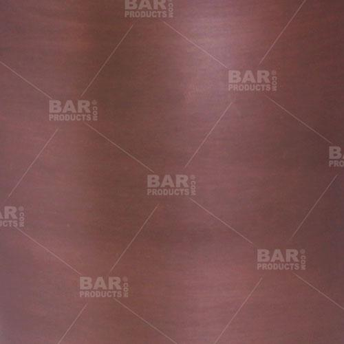 BarConic® 3 Piece Flat Top Antique Finish