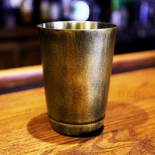 BarConic® Antique Gold Coated Shaker - 16oz