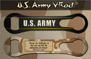 Kolorcoat V-Rod Bottle Opener - Army