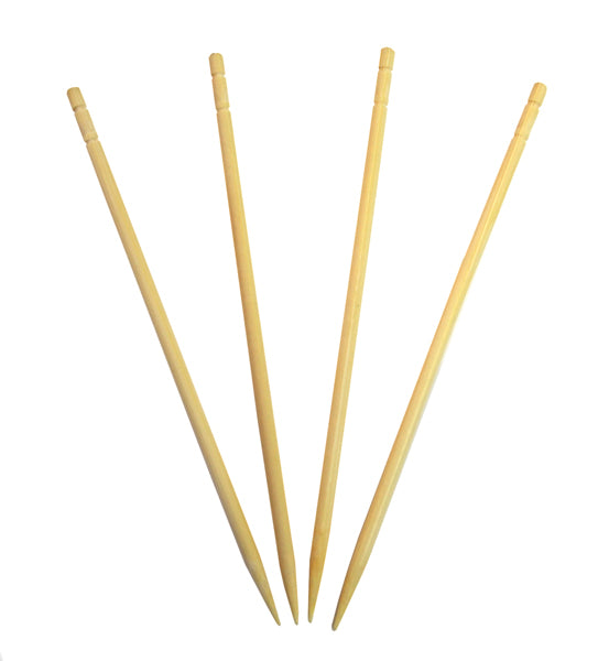 Bamboo Cocktail Picks -plain 3.5 inch