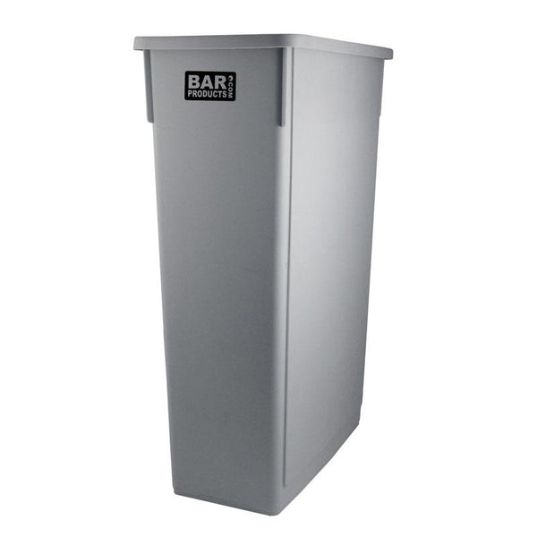 23 Gal. BarConic® Space Saver Trash Can
