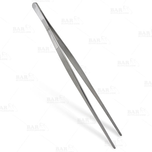 BarConic® Long Garnish Tongs - 12in