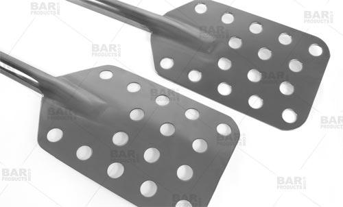 BarConic® Perforated Mixing Mash Paddles - Two Different Lengths