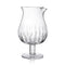 BarConic® Feather Etched Mixing Glass - Stemmed 44oz.
