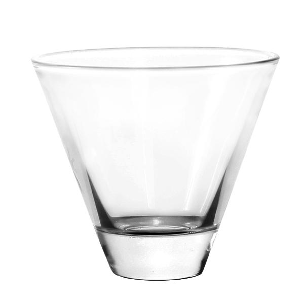 8oz Barconic® Stemless Cocktail Glass