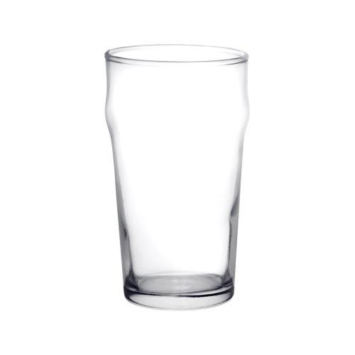 BarConic® Glassware English Pub Glass – 20 oz
