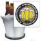 "Beer Bucket Coaster - Ice Cold Beer Served Here - 8.75"" Diameter (Reuseable)"