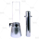 Beer Tower with Stainless Steel Insert and Base - 3 Liter