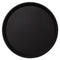 Fiberglass Serving Trays - Black - Non-Skid