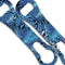 V-Rod® Bottle Opener - Blue Snakeskin