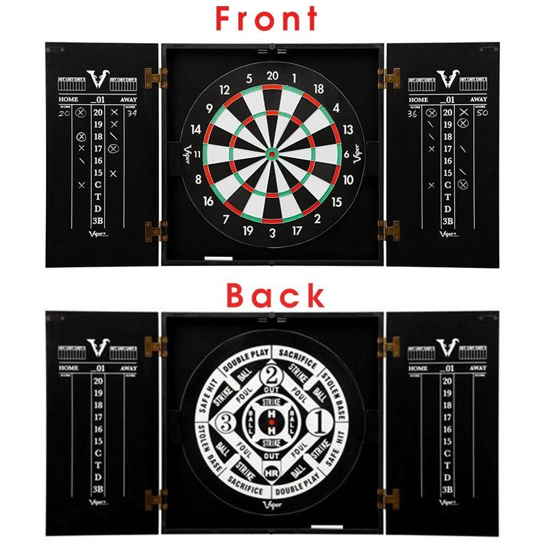 Customizable Fabulous Casino Dart Board Cabinet