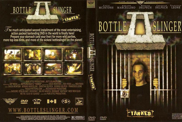 "Bottle Slinger 2 - ""TANKED"" DVD"