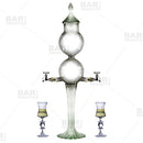Absinthe Fountain - Double Globe 2 Spout