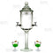 Absinthe Fountain - Glass 2 Spout