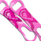 Kolorcoat™ V-Rod® Bottle Opener - Spatter - Breast Cancer Awareness