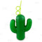 BarConic® Plastic Cactus Cup w/Lid and Straw - 20oz