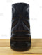 Gun Metal Black Kumu Tiki Mug -20oz.