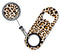Kolorcoat™ Mini Opener with Retractable Reel SET  - Orange Cheetah