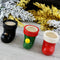 Holiday Boots Shot Glass Set