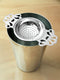 Chrome Englis Tea Strainer