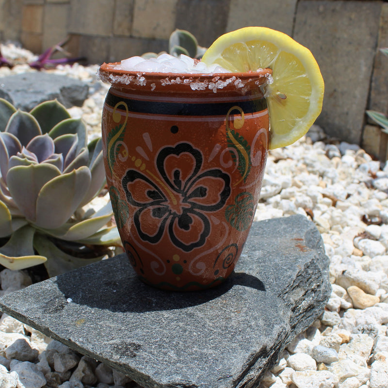 Clay Pot Tiki Mug