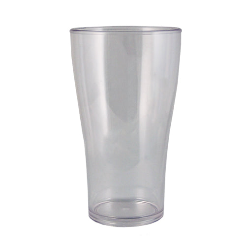 BarConic 14oz Polycarbonate Clear Pint Cup