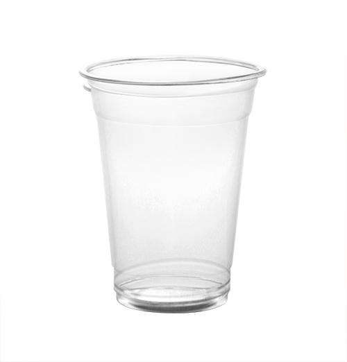 BarConic 12oz Clear Plastic Cups