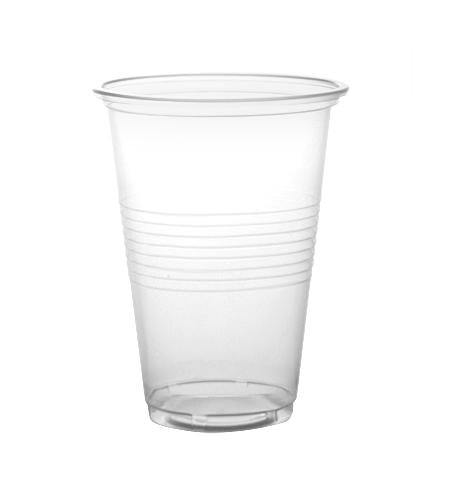 BarConic 16oz Clear Plastic Cups - Polypropylene
