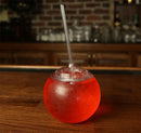 Round Cocktail Ball - 24 ounce - Plastic