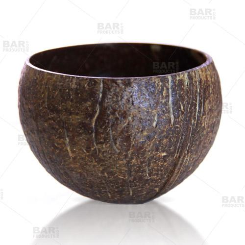 BarConic® Real Coconut Cup - Lacquered