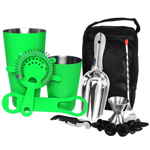 Neon Green - Complete Bar Tote with V-Rod®