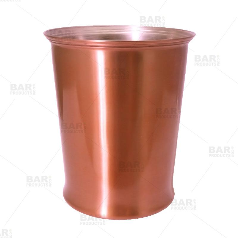 BarConic® Copper Plated Mint Julep Cup - 12oz