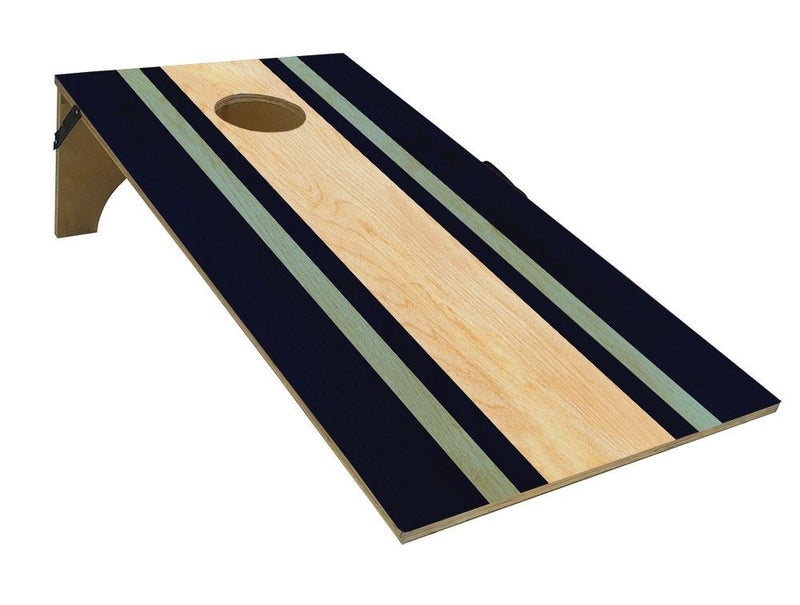 "CUSTOMIZABLE Cornhole Game Boards - Sports Themed - Several Team Color Options - 22"" x 44"""