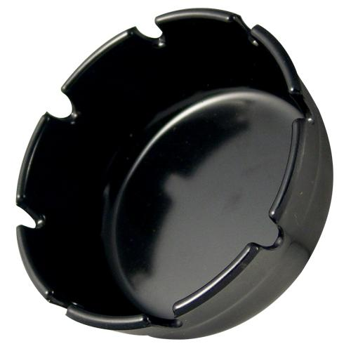 Standard Black Ashtray