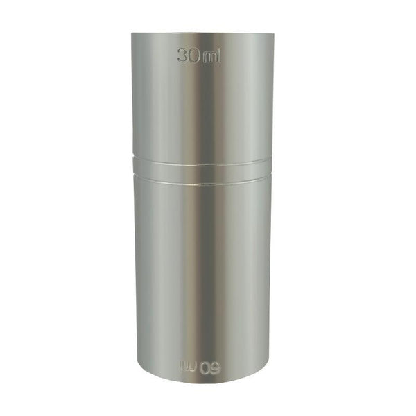 BarConic® Cylinder Cocktail Jigger - 60ml / 30ml