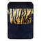 DekoPokit™ Leather Bottle Opener Pocket Protector w/ Designer Flap -  Tiger Print - SMALL