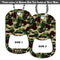 Dog Tag Bottle Opener - Cool Green CAMO