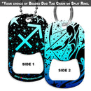 Dog Tag Bottle Opener - Zodiac Sign - Sagittarius