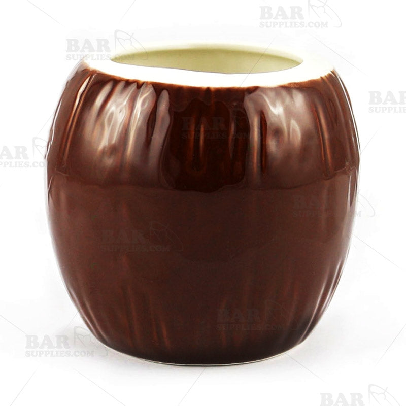 Ceramic Coconut Mug - 14oz.
